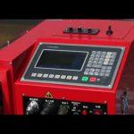 1800 mm portativ ağır dəmiryol cnc plazma alov qazı kəsən maşın