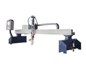 kiçik gantry cnc pantograf metal kəsici maşın / cnc plazma kəsici